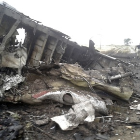 Reflections on MH17
