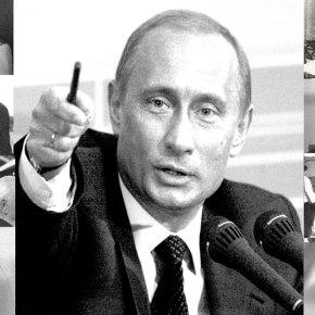 RUSSIA REPORT: PUTIN